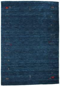 Gabbeh Loom Frame - Tummansininen Matto 140X200 Moderni Tummansininen (Villa, Intia)