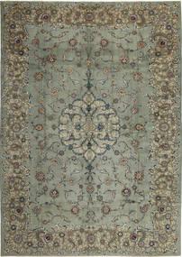 Keshan Patina Matto 297X420 Itämainen Käsinsolmittu Tummanharmaa/Vaaleanharmaa Isot (Villa, Persia/Iran)