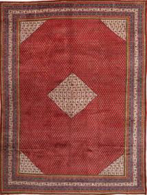 Sarough Mir Matto 298X412 Itämainen Käsinsolmittu Tummanpunainen/Ruskea Isot (Villa, Persia/Iran)