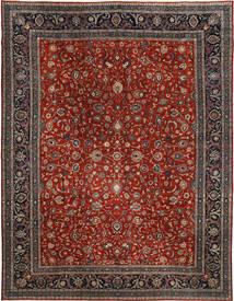 Kashmar Patina Matto 300X395 Itämainen Käsinsolmittu Tummanpunainen/Tummanruskea Isot (Villa, Persia/Iran)