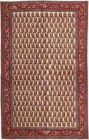 Arak Patina Matto 130X210 Itämainen Käsinsolmittu Tummanpunainen/Tummanruskea (Villa, Persia/Iran)