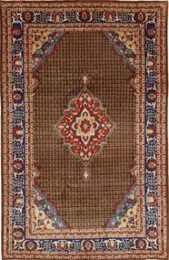 Koliai Matto 200X322 Itämainen Käsinsolmittu Tummanruskea/Tummanharmaa (Villa, Persia/Iran)