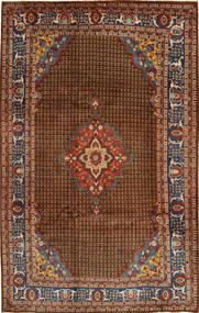 Koliai Matto 203X323 Itämainen Käsinsolmittu Tummanruskea/Ruskea (Villa, Persia/Iran)