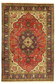 Tabriz Matto 208X304 Itämainen Käsinsolmittu (Villa, Persia/Iran)