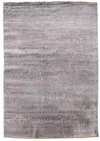 Damask Matto 171X245 Moderni Käsinsolmittu Vaaleanharmaa/Vaaleanvioletti ( Intia)