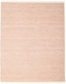 Seaby - Ruoste Matto 200X250 Moderni Käsinkudottu Vaaleanpunainen/Tummanbeige (Villa, Intia)