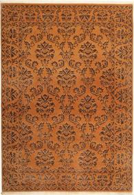 Tabriz Royal Magic Matto 172X241 Itämainen Käsinsolmittu Ruskea/Vaaleanruskea ( Intia)