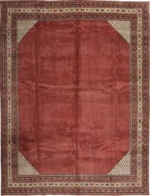 Sarough Mir Matto 294X397 Itämainen Käsinsolmittu Tummanpunainen/Ruskea Isot (Villa, Persia/Iran)
