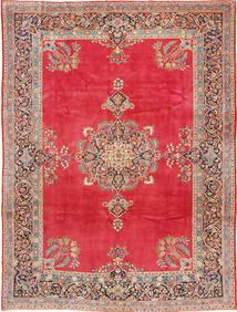 Keshan Matto 247X330 Itämainen Käsinsolmittu Punainen/Ruoste (Villa, Persia/Iran)