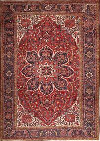 Heriz Matto 280X398 Itämainen Käsinsolmittu Isot (Villa, Persia/Iran)