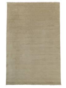 Handloom Fringes - Greige Matto 250X350 Moderni Vaaleanharmaa Isot (Villa, Intia)