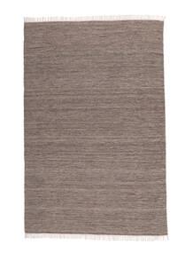 Melange - Ruskea Matto 160X230 Moderni Käsinkudottu Vaaleanharmaa/Beige (Villa, Intia)