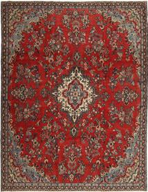 Hamadan Patina Matto 252X335 Itämainen Käsinsolmittu Tummanpunainen/Ruoste Isot (Villa, Persia/Iran)