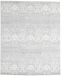 Himalaya Matto 245X305 Moderni Käsinsolmittu Valkoinen/Creme/Beige (Villa/Bambu Silkki, Intia)