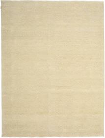 Himalaya Bambu Silkki Matto 271X362 Moderni Käsinsolmittu Beige/Tummanbeige Isot ( Intia)