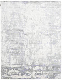 Himalaya Bambu Silkki Matto 276X398 Moderni Käsinsolmittu Isot ( Intia)