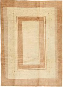 Lori Baft Persia Matto 202X284 Moderni Käsinsolmittu Beige/Tummanbeige/Vaaleanruskea (Villa, Persia/Iran)