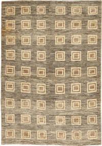 Lori Baft Persia Matto 110X156 Moderni Käsinsolmittu Vaaleanharmaa/Vaaleanruskea (Villa, Persia/Iran)