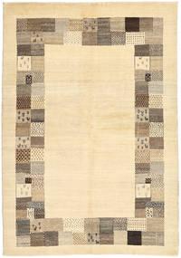 Lori Baft Persia Matto 163X234 Moderni Käsinsolmittu Tummanbeige/Beige (Villa, Persia/Iran)