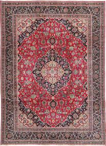 Kashmar Patina Matto 240X335 Itämainen Käsinsolmittu Tummanpunainen/Tummansininen (Villa, Persia/Iran)