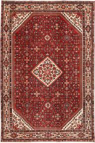 Hamadan Patina Matto 212X324 Itämainen Käsinsolmittu Tummanpunainen (Villa, Persia/Iran)