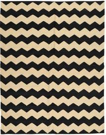 Kelim Moderni Matto 184X235 Moderni Käsinsolmittu Musta/Vaaleanruskea/Beige (Villa, Afganistan)