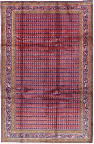 Sarough Matto 208X321 Itämainen Käsinsolmittu (Villa, Persia/Iran)