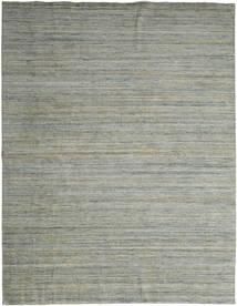Mazic - Green_Grey Matto 300X390 Moderni Käsinsolmittu Vaaleanharmaa/Tummanharmaa Isot (Villa, Intia)