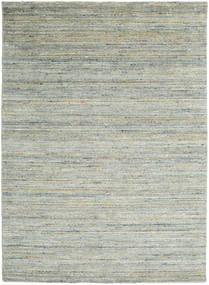 Mazic - Green_Grey Matto 160X230 Moderni Vaaleanharmaa/Vaaleanvihreä (Villa, Intia)