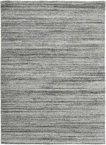 Mazic - Harmaa Matto 160X230 Moderni Käsinsolmittu Tummanharmaa/Siniturkoosi/Vaaleanharmaa (Villa, Intia)