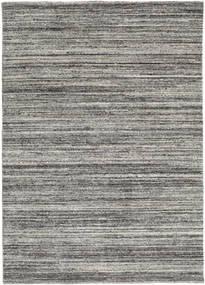 Mazic - Tummanharmaa Matto 160X230 Moderni Käsinsolmittu Vaaleanharmaa/Tummanharmaa (Villa, Intia)