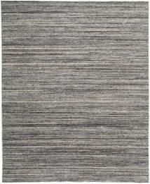 Mazic - Tummanharmaa Matto 240X300 Moderni Käsinsolmittu Vaaleanharmaa/Tummanharmaa (Villa, Intia)