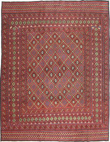 Kelim Golbarjasta Matto 214X280 Itämainen Käsinkudottu (Villa, Afganistan)