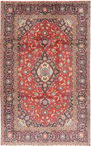 Keshan Matto 188X301 Itämainen Käsinsolmittu Tummanpunainen/Ruoste (Villa, Persia/Iran)