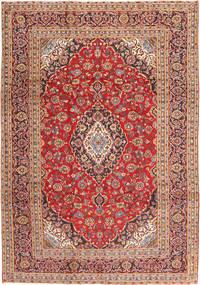 Keshan Matto 246X350 Itämainen Käsinsolmittu (Villa, Persia/Iran)