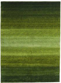 Gabbeh Rainbow - Vihreä Matto 210X290 Moderni Tummanvihreä/Oliivinvihreä (Villa, Intia)