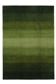 Gabbeh Rainbow - Vihreä Matto 240X340 Moderni Tummanvihreä/Oliivinvihreä (Villa, Intia)