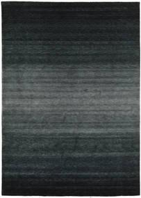 Gabbeh Rainbow - Harmaa Matto 240X340 Moderni Musta/Tummanharmaa (Villa, Intia)
