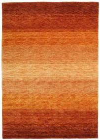 Gabbeh Rainbow - Ruoste Matto 140X200 Moderni Oranssi/Ruoste/Vaaleanruskea (Villa, Intia)