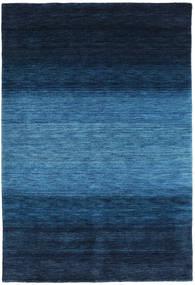 Gabbeh Rainbow - Sininen Matto 160X230 Moderni Tummansininen/Sininen (Villa, Intia)