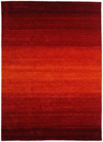 Gabbeh Rainbow - Punainen Matto 240X340 Moderni Tummanpunainen/Ruoste (Villa, Intia)