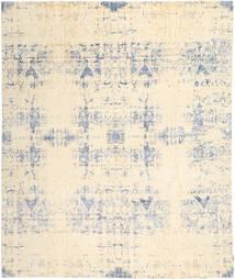 Roma Moderni Collection Matto 250X305 Moderni Käsinsolmittu Beige/Vaaleanpunainen Isot ( Intia)