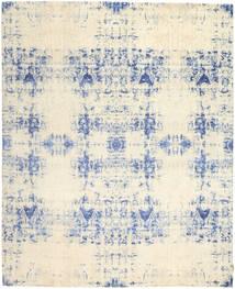 Roma Moderni Collection Matto 250X304 Moderni Käsinsolmittu Beige/Vaaleanharmaa Isot ( Intia)