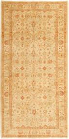 Ziegler Matto 151X313 Itämainen Käsinsolmittu Tummanbeige/Vaaleanruskea (Villa, Pakistan)