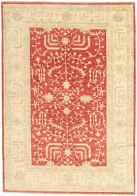 Ziegler Matto 165X239 Itämainen Käsinsolmittu Beige/Ruoste (Villa, Pakistan)