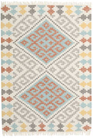 Summer Kelim Matto 160X230 Moderni Käsinkudottu Vaaleanharmaa/Beige (Villa, Intia)