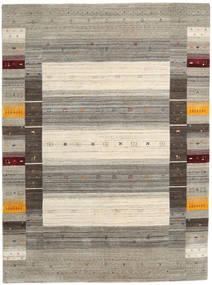 Loribaf Loom Designer Matto 210X290 Moderni Vaaleanharmaa/Beige (Villa, Intia)
