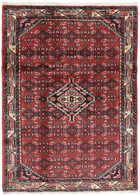 Hamadan Matto 110X150 Itämainen Käsinsolmittu (Villa, Persia/Iran)