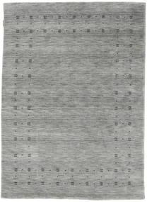 Loribaf Loom Delta - Harmaa Matto 140X200 Moderni Siniturkoosi/Vaaleanharmaa (Villa, Intia)