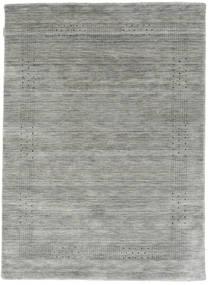Loribaf Loom Beta - Harmaa Matto 140X200 Moderni Tummanharmaa/Vaaleanharmaa (Villa, Intia)